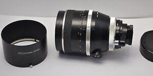 Carl-Zeiss-Jena-Sonnar-180mm-f2-8-Lens-Exakta-Mount-with-Hood
