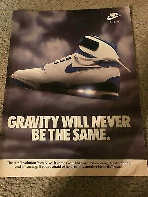 nike air revolution 1987