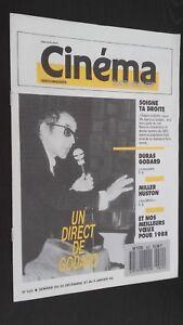 Revista Semanal Cinema N º 422 de La 30 Diciembre 87A 6 Janvier 1988
