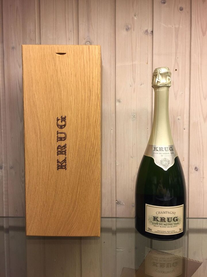 Vin og spiritus, Champagne