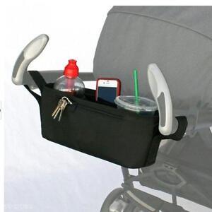 Baby Stroller Cup Bag Organizer Baby Carriage Pram Buggy Cart Bottle Holder Bag