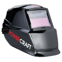 Lincoln Electronic Welding Helmet Shade 9-13, Adjustable Harness Usa Brand