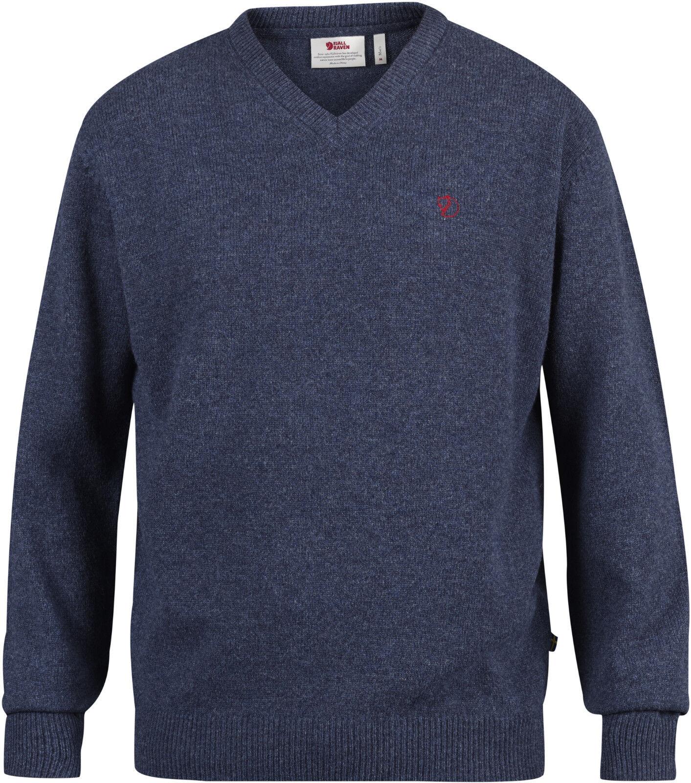 Fjällräven Shepparton Sweater 80092 Storm suéter señores jersey de punto