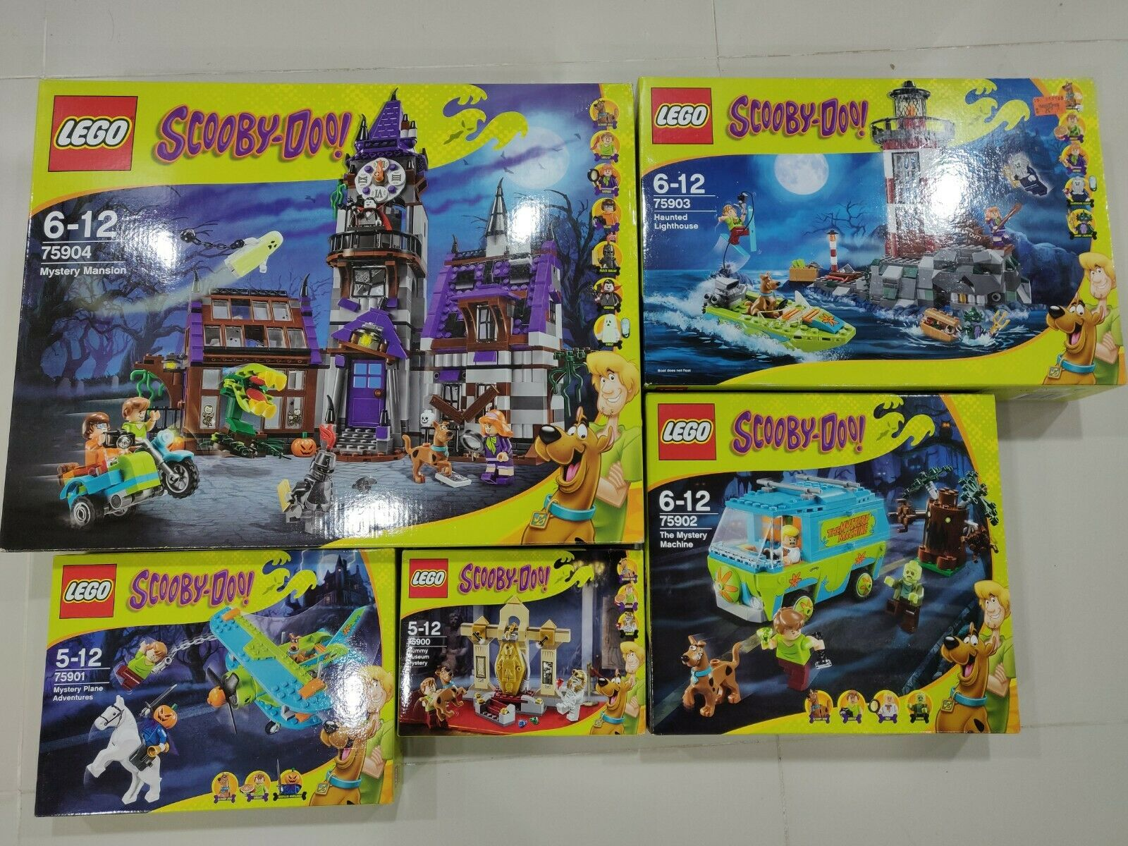 LEGO Scooby Doo 75900 75901 75901 75901 75902 75903 75904 NEW & RETIRED FREE SHIPPING fddcce