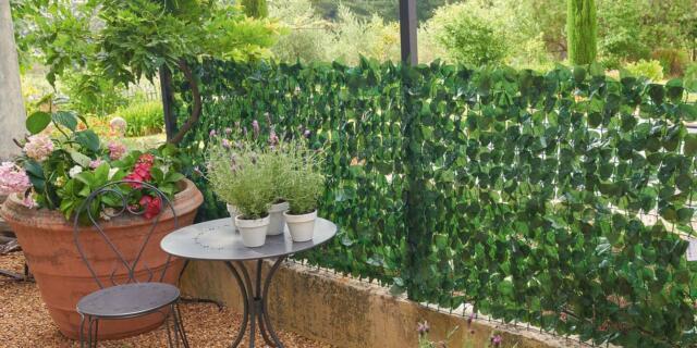 Garten sichtschutz