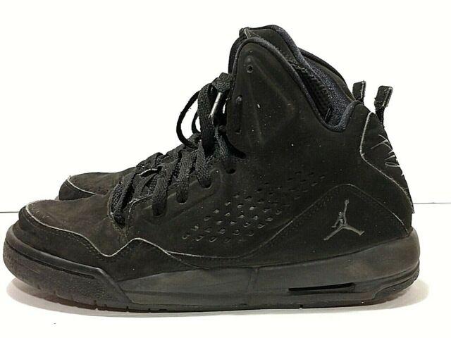 jordan shoes black