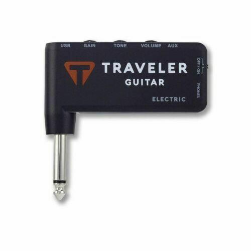 traveler guitar portable headphone amp tga 3 for sale online ebay. Black Bedroom Furniture Sets. Home Design Ideas
