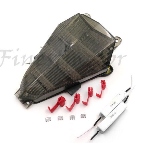Tail Light Brake Light For 2006-2013 2007 2008 2009 Yamaha YZF R6 YZF-R6 Smoke
