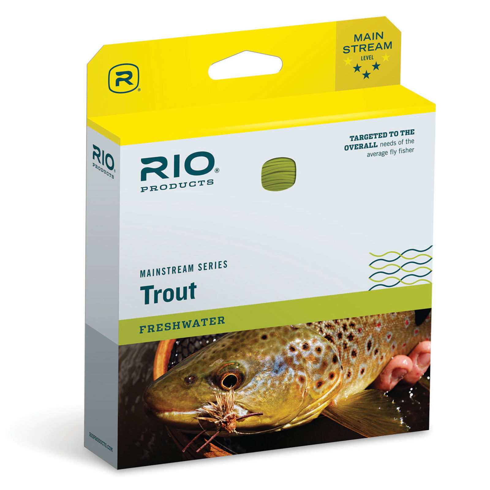 RIO MainStream Floating Fly  Line WF5  authentic online