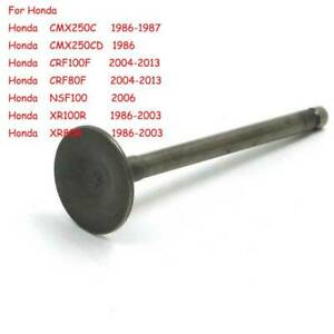 Engine-Intake-Valve-For-Honda-CRF80F-CRF100F-XR80R-XR100R-CMX250-C-CD-NSF100