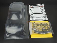 PP 1/10 Scale RX7 Car Body Shell f RC On Road Off Road Car HSP HPI Tamiya Yokomo