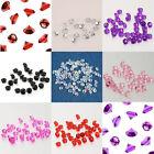 2000 Diamant Confettis Table Cristaux décoration table de mariage fête cérémonie