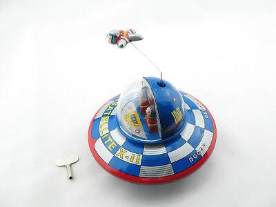 Roboter Raumschiff Moon Rocket  2560353 Blechspielzeug