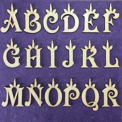 Unicorn Lettere In Legno Decorazione Art Craft Forma Toy Box Nome Lettera Placca In Mdf-mostra Il Titolo Originale Essere Accorti In Materia Di Denaro
