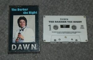 Dawn~The Darker The Night~RARE Christian Gospel~Cassette Tape~FAST SHIPPING!