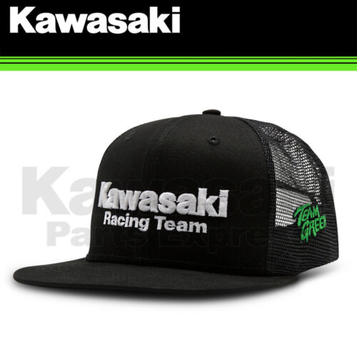 NEW GENUINE KAWASAKI NEW ERA© 9FIFTY RACING TEAM CAP K009-4079-BKNS