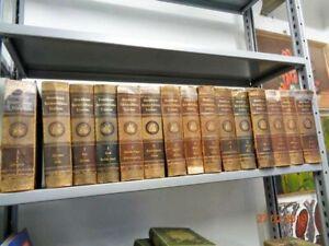 Brockhaus-Konversationslexikon-14-Auflage-in-16-Baenden-1892-1895