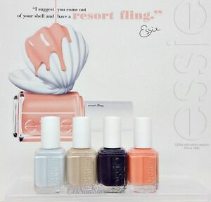 Essie-Nail-Polish-Lacquer-RESORT-FLING-Collection-Spring2014-0-46ml-Pick-Color