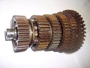78-79-Honda-GL1000-Gl-1000-Goldwing-Transmission-Secondary-Vitesses-Compteur-Axe