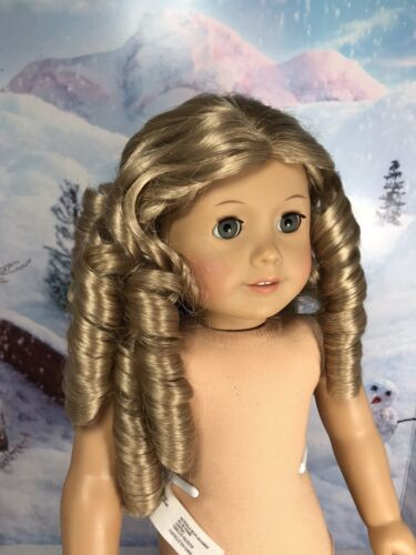 JLY Truly Me Cecile Doll WIG Blonde ONLY Custom Replacement Fits American Girl