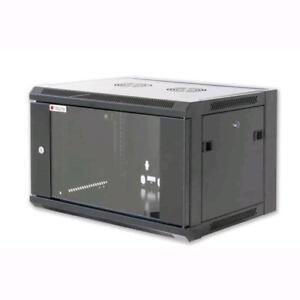 Techly Professional  Armadio Rack 19'' a muro 15 unit? prof.600 Nero da Assembla