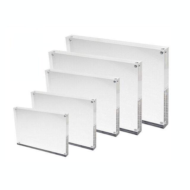 euroline35 Picture Frame 70X64 or 64x70 cm with entspiegeltem Acrylic Glass