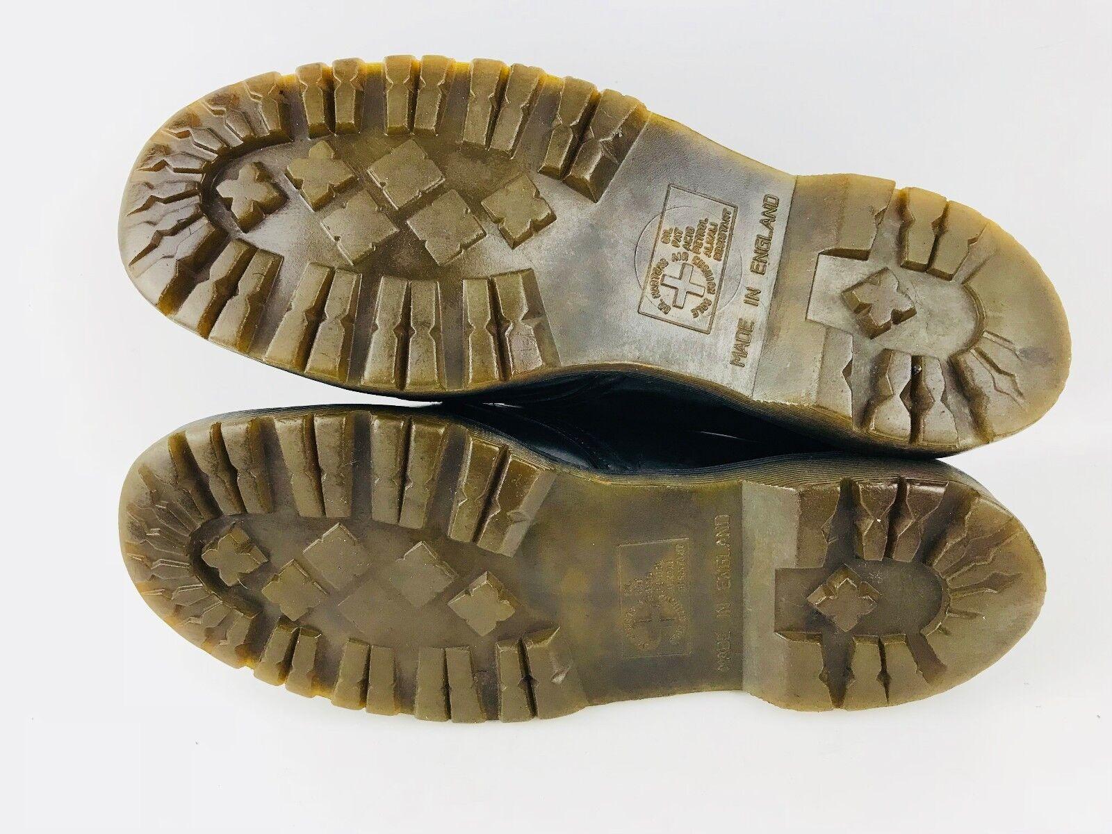 Dr. Martens England Black EU.42.5-Women's Shoe Men's US.9.5 UK.9/ EU.42.5-Women's Black US.11 EU.41.5 127ab5