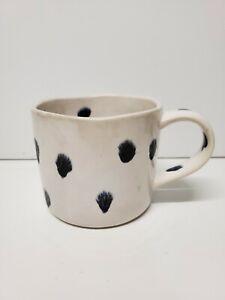 Anthropologie Peeping Pet Dog Mug Coffee Tea