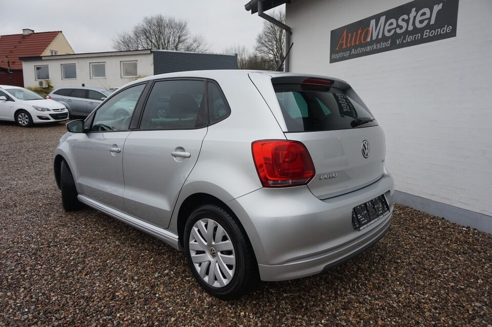 VW Polo 1,2 TDi 75 BlueMotion Diesel modelår 2012 km 77000