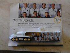 SIGILLATO CAMION-AUTO BITBURGER TRUCK 2004 SAMMLERTRUCK, SONDERMODELL SCALA 1:87