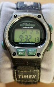 06b845c6acbd2 Timex Ironman Triathlon 8 lap women s digital sports watch gray ...