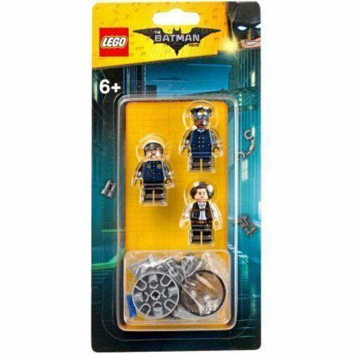 Nuevo LEGO Batman Película COP 2 Minifigura Split de Set:853651