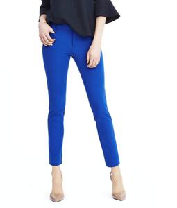 Banana Republic  Sloan Skinny-Fit Pant Royal bluee BNWT Size 4
