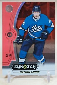 Patrik Laine 2018-19 Upper Deck Synergy Red Bounty Unscratched #7