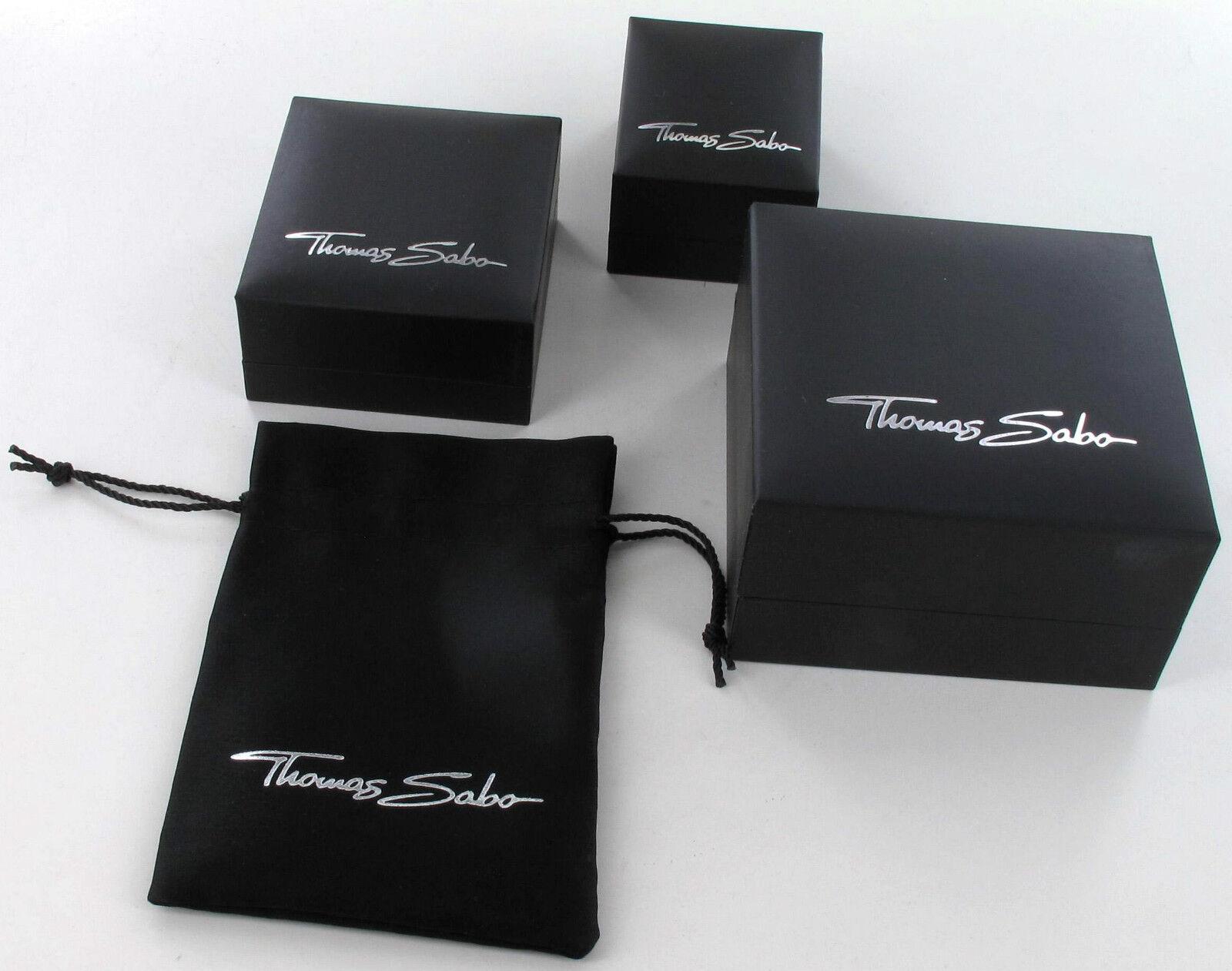 Thomas Sabo Bracciale Bead Bead Bead kt0003 con 5 beads 925 - Sterling argentoo prezzo consigliato 25c174