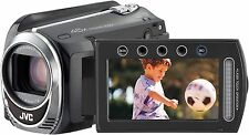 JVC EVERIO GZ-MG750 CAMCORDER 80GB HDD HARD DISC DRIVE DIGITAL VIDEO CAMERA
