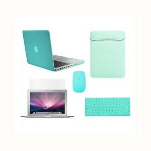 Rubberized-See-Thru-Hard-Case-Cover-for-Macbook-Pro-13-034-with-or-without-Retina