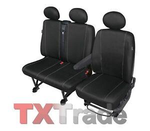 sitzbez ge vw transporter t5 sitzbezug solid schonbez ge. Black Bedroom Furniture Sets. Home Design Ideas