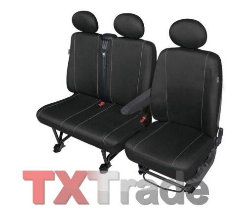 Sitzbezüge vw transporter t5 Housse de siège solid housses de protection référence déjà