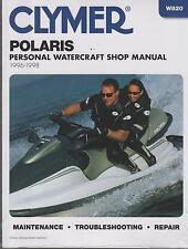 CLYMER 1996-1998 POLARIS WATERCRAFT SL700, HURRICANE SERVICE MANUAL  W820