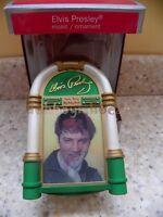 Carlton Cards/American Greetings 2013 Elvis Presley Jukebox Christmas Ornament