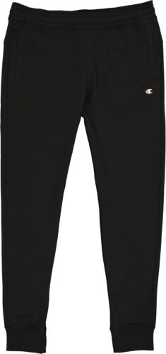 Champion Herren Jogginghose Authentic Pants New Black