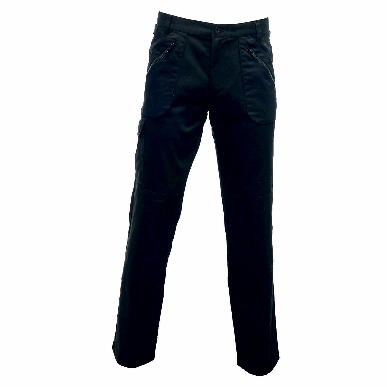 Regatta Cullman Workwear Bundhose Arbeitshose black Größe 50 (34W 29L)