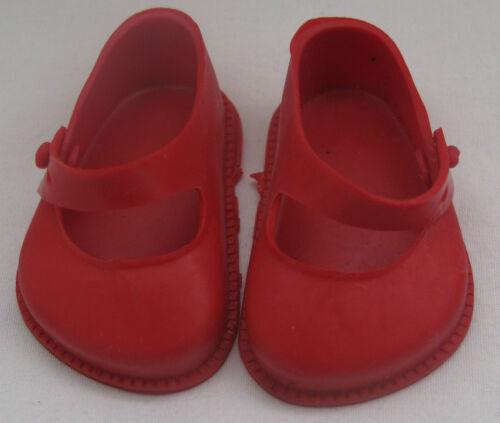 Vintage Cenicienta Muñecas Correa Zapatos Y Sandalias 01 Pedigree Palitoy Rosebud