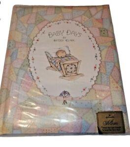 Vintage 1975 Betsey Clark Baby Days Hallmark Keepsake Album Book Journal Betsy