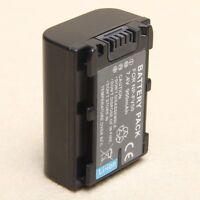 Battery For Sony Np-fv50 Handycam Dcr-sr68 Sr88 Sx44 Sx63 Sx65 Sx83 Sx41 Sr8 on Sale