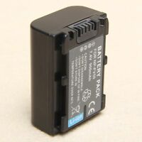 Battery For Sony Np-fv50 Handycam Dcr-sr68 Sr88 Sx44 Sx63 Sx65 Sx83 Sx41 Sr8