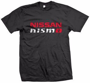 Nismo Nissan Motor Logo T Shirt Size S M L XL 2XL 3XL