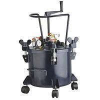 California Air Tools Compressor Tank Pressure Pot 5 Gal. Sprayer Painting