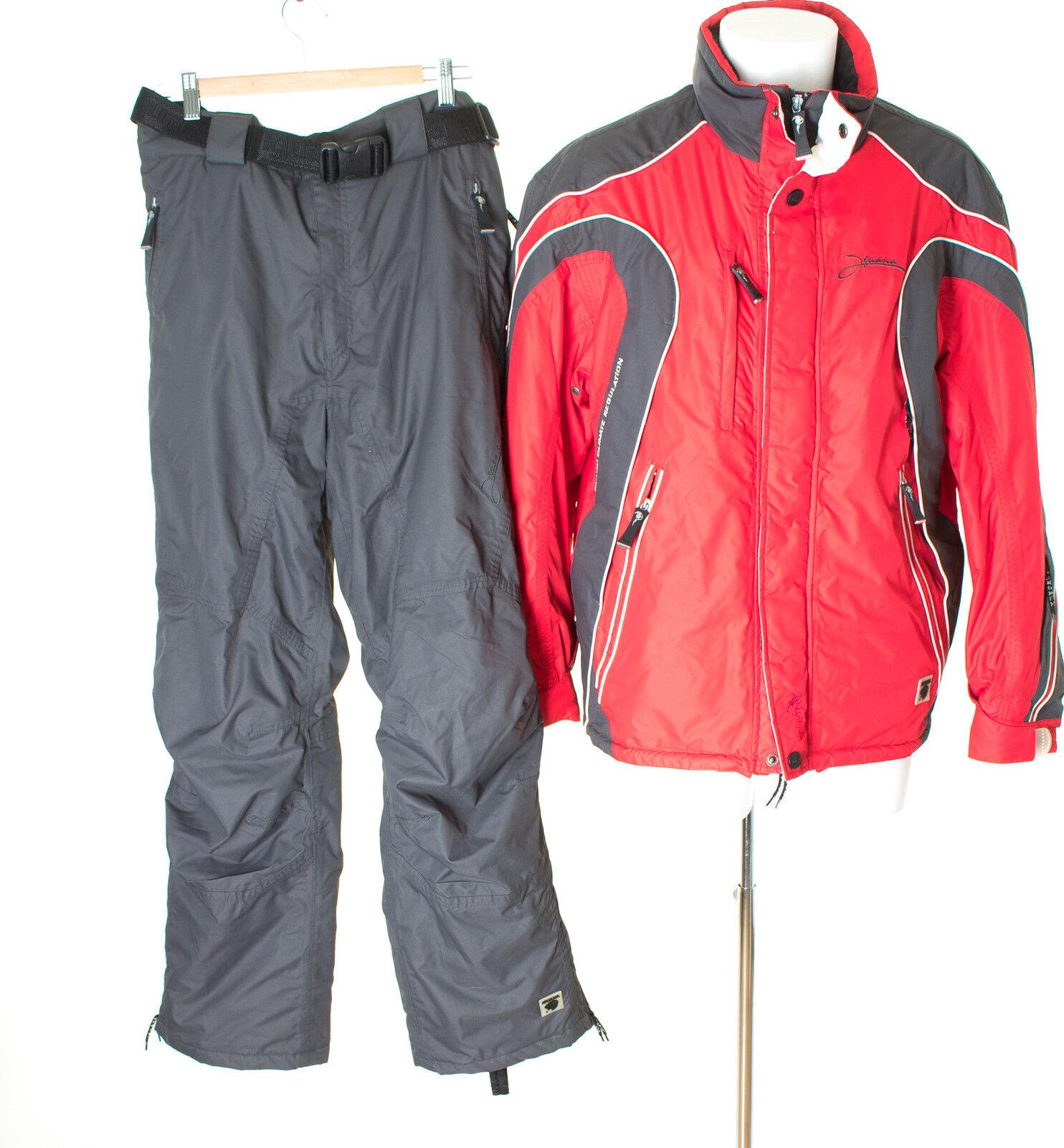 Iguana LIFE WEAR SKI Suit Thermal Suit Snow Snowboard Herren Größe L Multi-Colourot